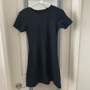 Reformation Black Dress Size Small